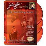 John Lyons The Trail Riding Series 3 DVD Set