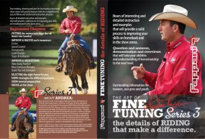 SEALED ANDREA FAPPANI REINING The Art of Fine Tuning Details of Riding series 3