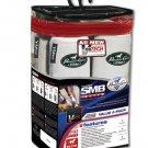 VenTECH Elite SMB Sports Medicine Boot Value Pack S Small Crimson Red