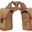 CASHEL Small Saddle Horn Bag Brown