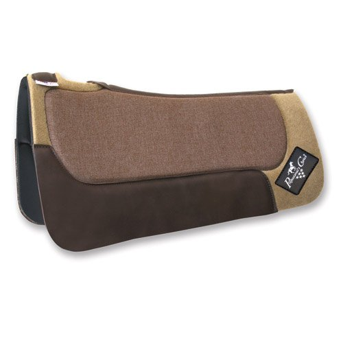 Professional's Choice Barrel Elite Saddle Pad Tan previously called 20X