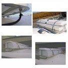 35 Gallon Hay RACK WATER CADDY AERODYNAMIC STYLE High Country Plastics