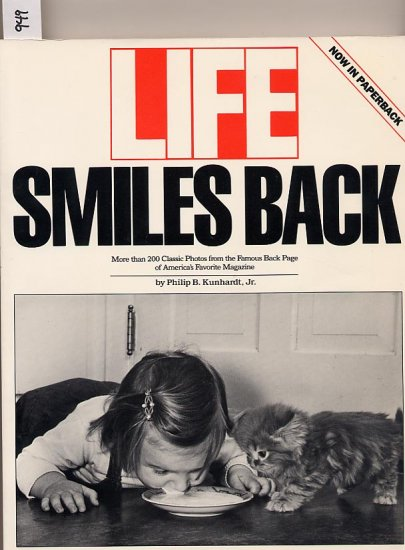Life Smiles Back by Philip B. Kunhardt, Jr.