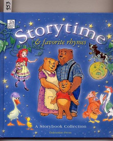 Storytime & Favorite Rhymes HC