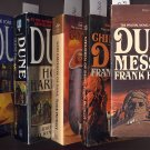 Lot of 5 Dune Children, Messiah, Emperor, Harkonnen, Butlerian PB