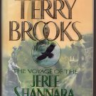 Voyage of the Jerle Shannara Ilse Witch by Terry Brooks 2000 HC