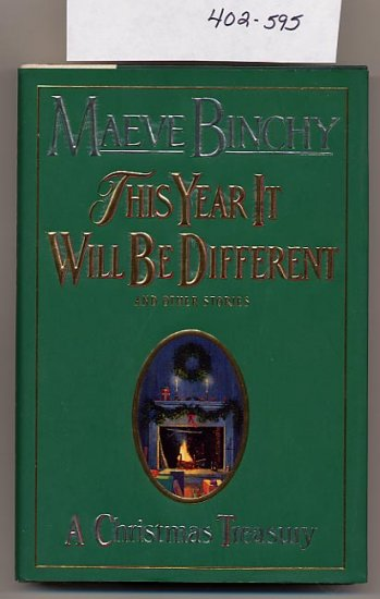 This Year It Will Be Different by Maeve Binchy HC