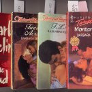 Lot of 4 Barbara Delinsky Harlequin - 144,199,280, The Stud PB