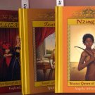 Lot of 3 Royal Diaries Elizabeth I, Isabel, Nzingha HC