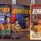 Lot of 3 Star Trek My Brother's Keeper - #1,2,3 PB
