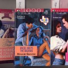 Lot of 3 Maggie Shayne - Outlaw Bride, Angel, Husband She Couldn't Remember PB