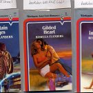 Lot of 3 Harlequin American Romance by Rebecca Flanders