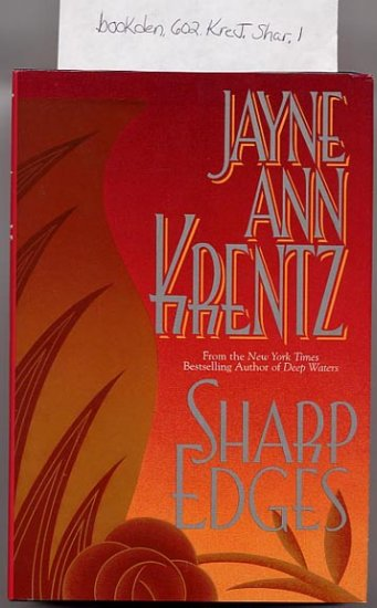 Sharp Edges by Jayne Ann Krentz 1998 HC