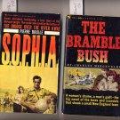 Lot of 2 Vintage PB - S.O.P.H.I.A. by Boulle, Bramble Bush