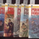 Lot of 6 Phoenix Force by Gar Wilson