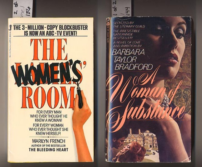 Lot A Woman of Substance Bradford/Women's Room French PB