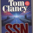 SSN Strategies of Submarine Warfare by Tom Clancy SC