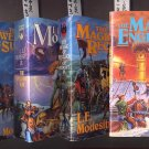 Lot of 4 Modesitt, Jr. - Recluce, Towers, Engineers, Spellsong PB