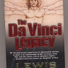 The Da Vinci Legacy by Lewis Perdue PB