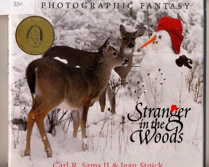 Stranger in the Woods by Carl R. Sams II and Jean Stoick