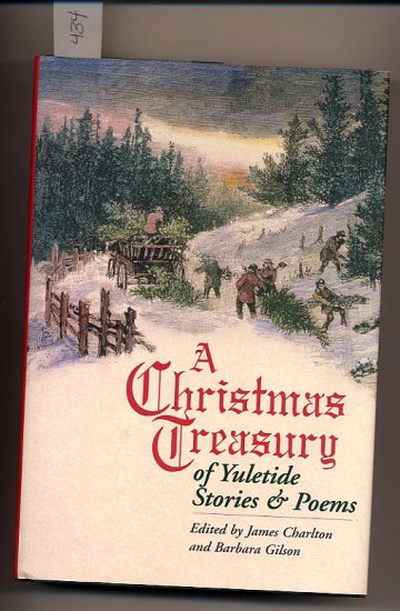 A Christmas Treasury of Yuletide Stories & Poems HC