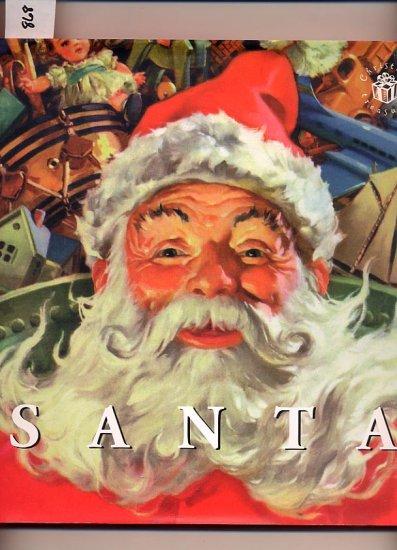 Santa by Kathleen Paton HC