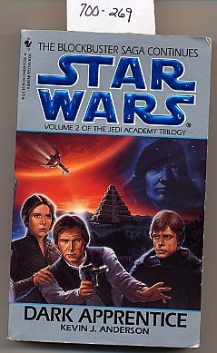 Star Wars Dark Apprentice by Kevin J. Anderson PB