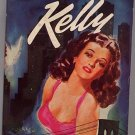 Kelly by Donald Henderson Clarke 1947 vintage HC