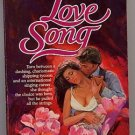 Love Song by Janet Louise Roberts 1980 PB