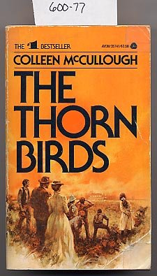 The Thorn Birds by Colleen McCullough 1978 PB