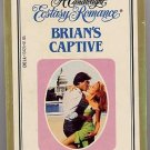 Brian's Captive by Alexis Hill Jordan Candelight Ecstasy #163