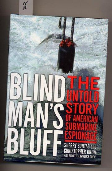 Blind Man's Bluff American Submarine Espionage HC