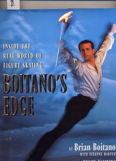 Boitano's Edge by Brian Boitano with Suzanne Harper HC