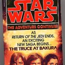 Star Wars The Truce at Bakura by Kathy Tyers PB