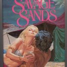 The Savage Sands by Christina Nicholson 1978 HC