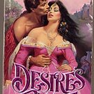 Desire's Flame by Carla Simpson 1985 PB