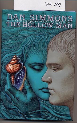 The Hollow Man by Dan Simmons 1992 HC
