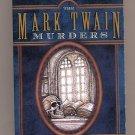The Mark Twain Murders by Edith Skom PB