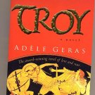 Troy by Adele Geras, mythology SC