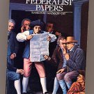 The Federalist Papers Hamilton, Madison, Jay PB
