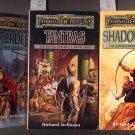 Lot of 3 Avatar Trilogy #s 1, 2, 3 by Richard Awlinson PB