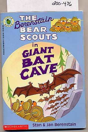 Berenstain Bear Scouts in Giant Bat Cave SC