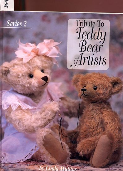 Tribute to Teddy Bear Artists Series 2 HC