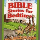 Bible Stories for Bedtime by Daniel Partner SC 2002