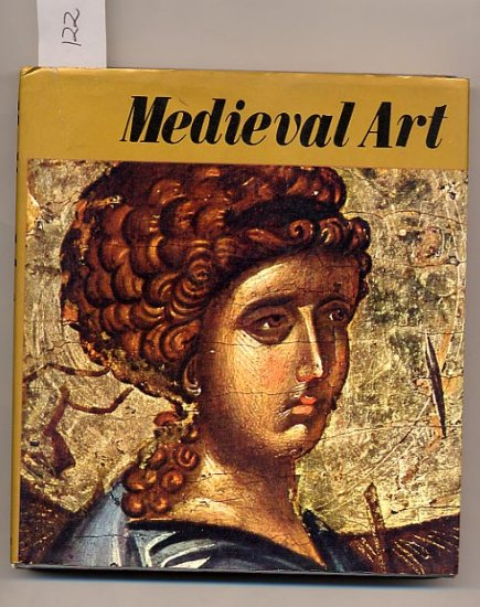 Medieval Art, text by Sharon Gallagher, Tudor 1969 HC