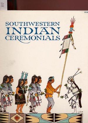 Southwestern Indian Ceremonials by Tom Bahti SC
