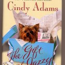 The Gift of Jazzy by Cindy Adams HC