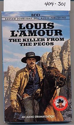 Killer from Pecos by Louis L'Amour Audio Book