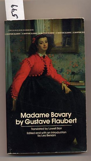 Madame Bovary by Gustave Flaubert PB