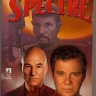 Star Trek Spectre by William Shatner PB